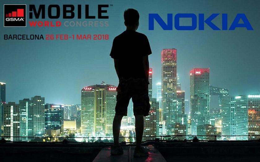 MWC 2018 Nokia