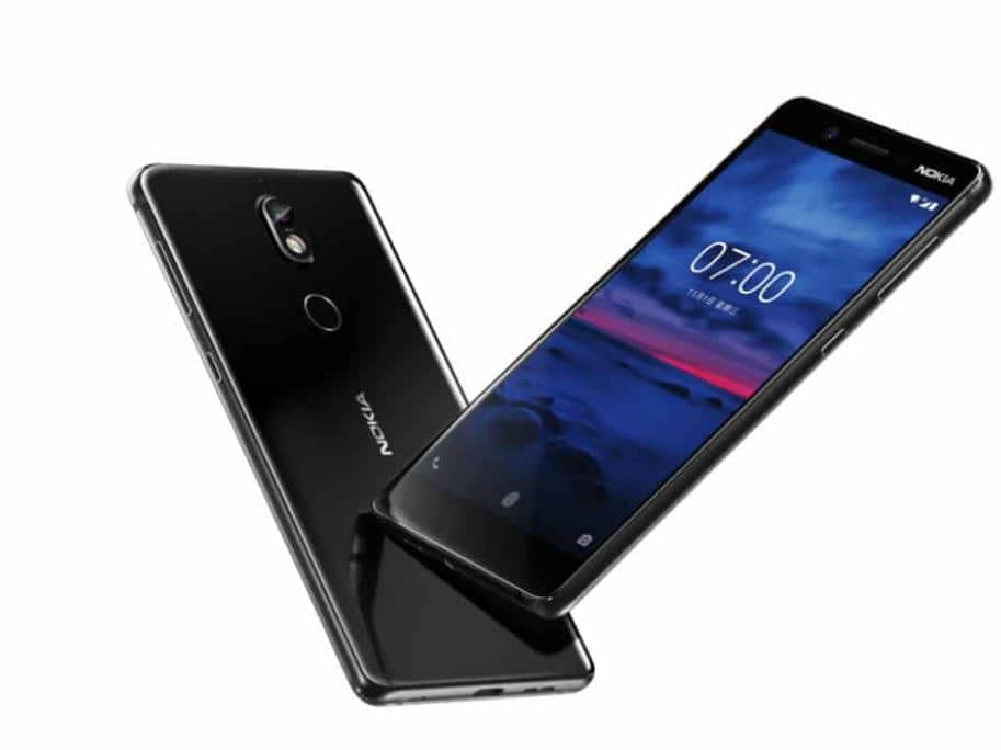nokia 7 plus design photo