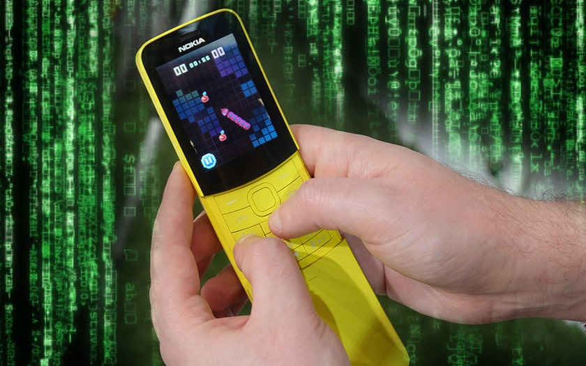 nokia 8110 matrix