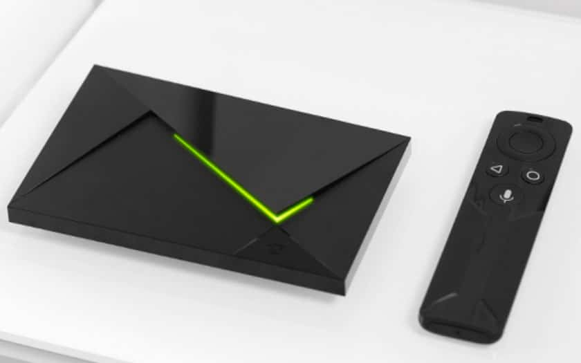 Nvidia Shield: soon a new Android TV box with a new