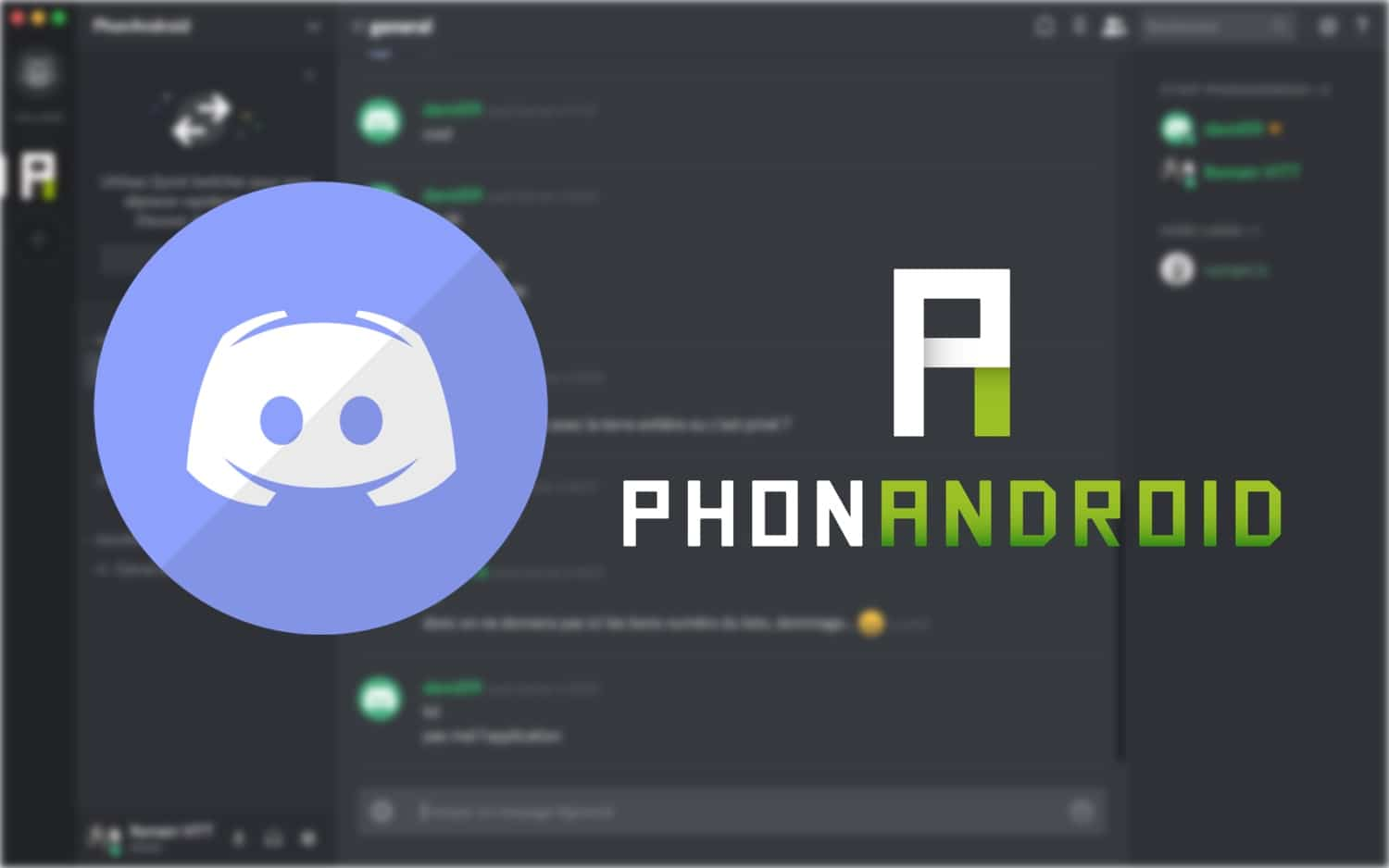 phonandroid discord