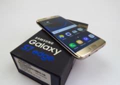 samsung galaxy S7 edge android oreo fuite