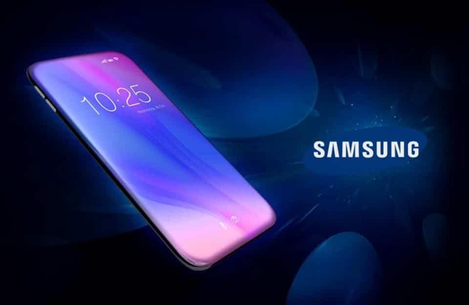 samsung galaxy S9 mauve lilas