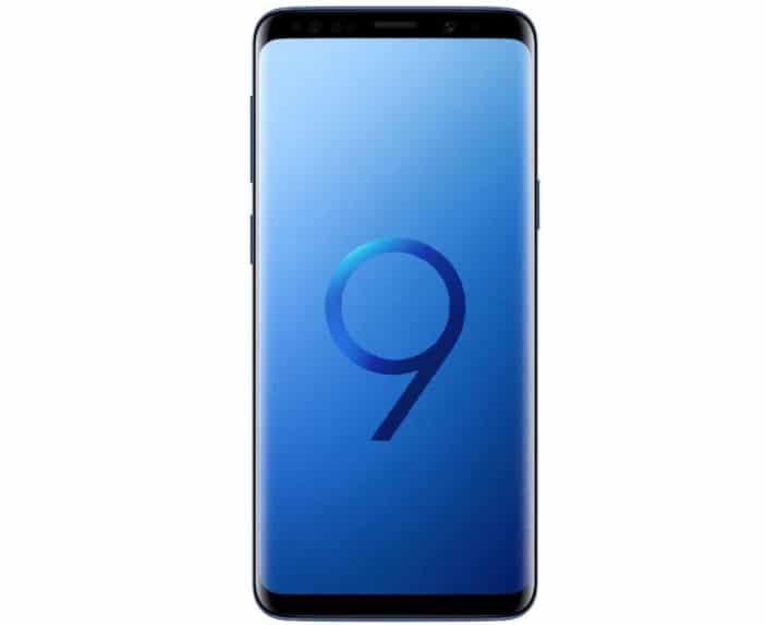 Samsung Galaxy S9 pas cher