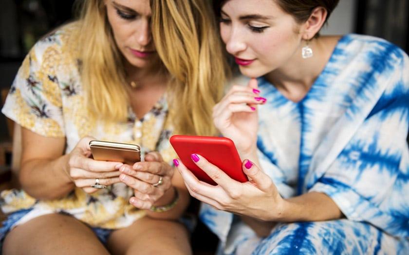 smartphones ventes
