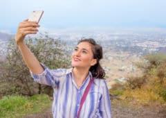 societe generale selfie