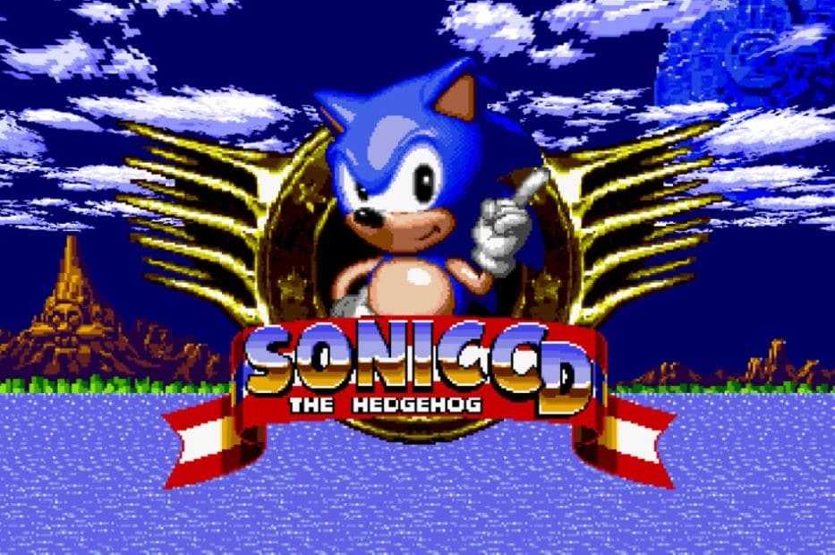sonic cd android gratuit