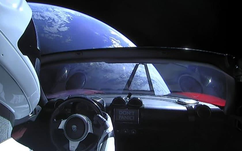 tesla roadster starman