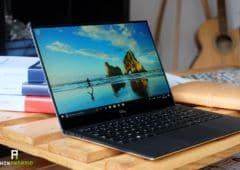 test dell xps 13 2018
