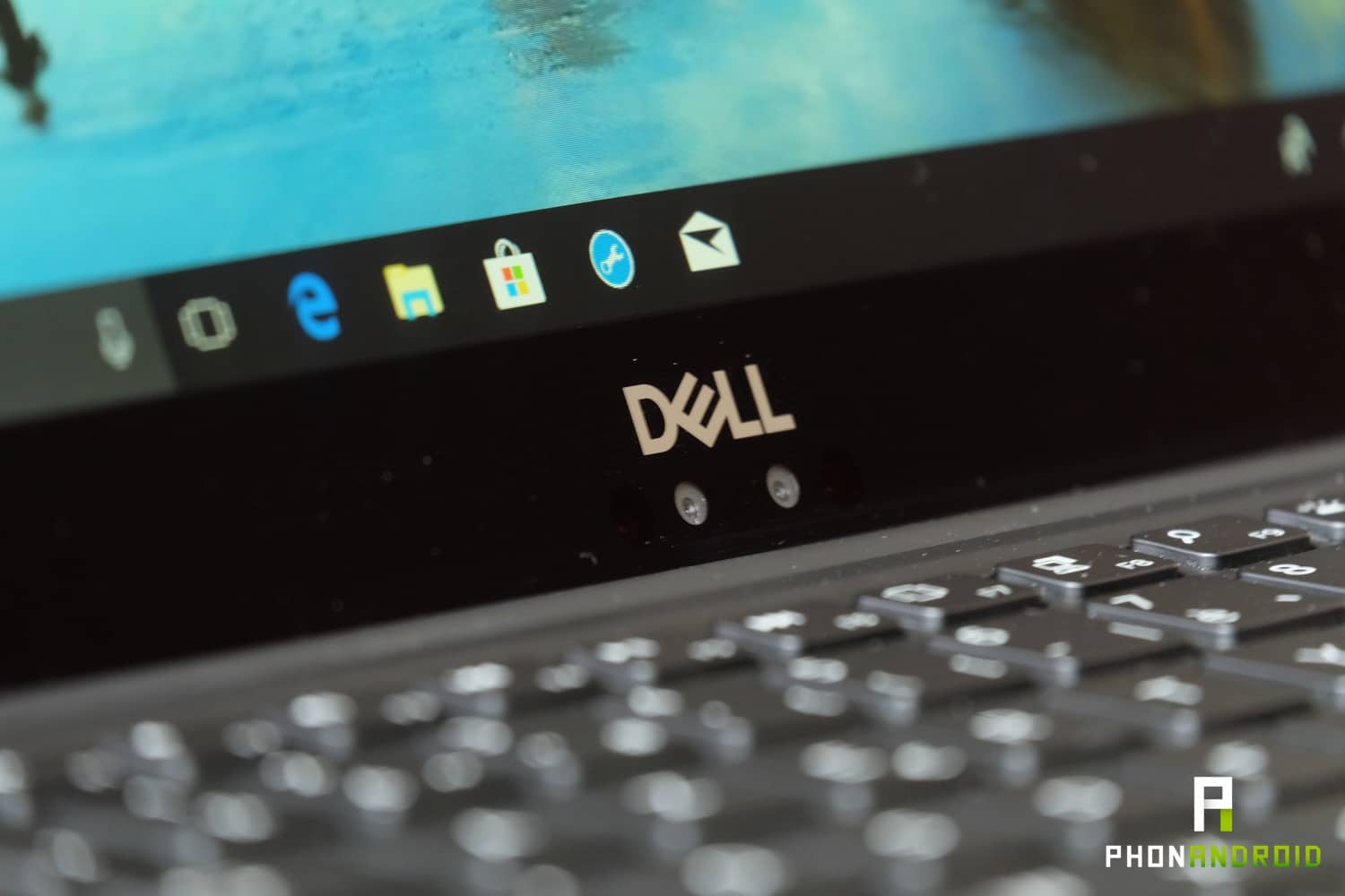 test dell xps 13 2018 webcam