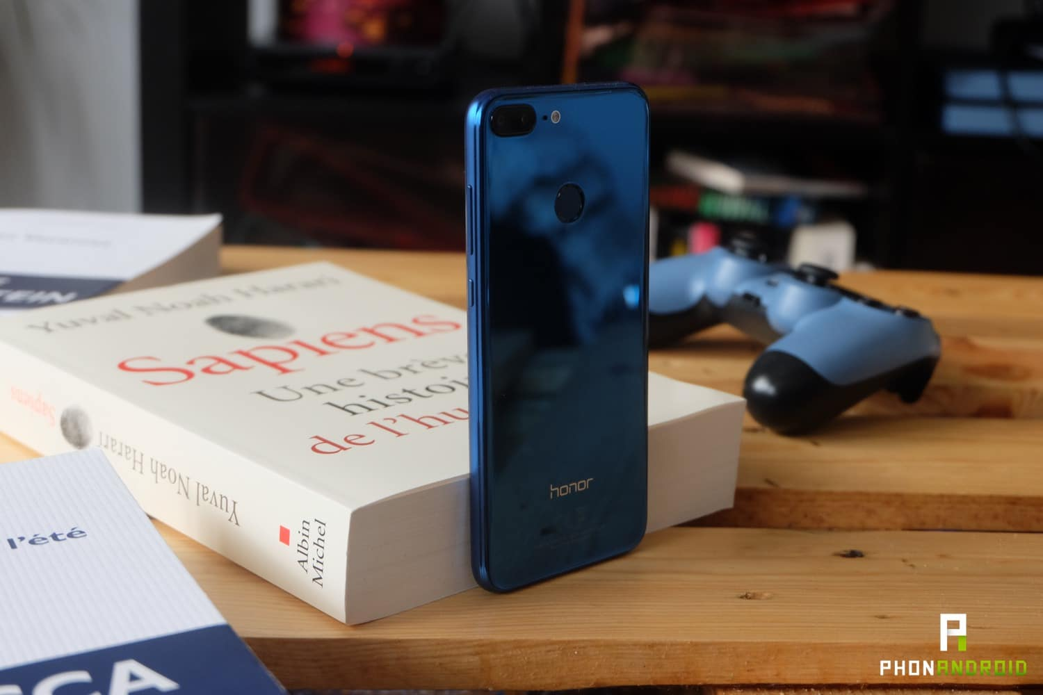 test honor 9 lite design