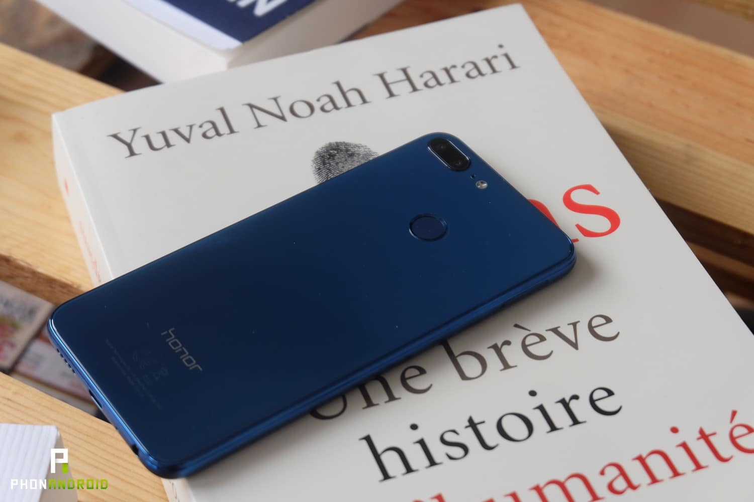 test honor 9 lite fiche technique