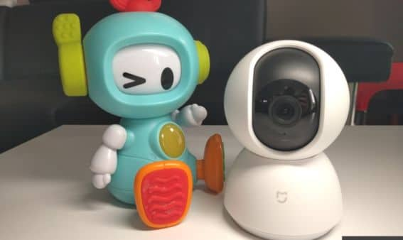 test xiaomi mijia smart camera ip