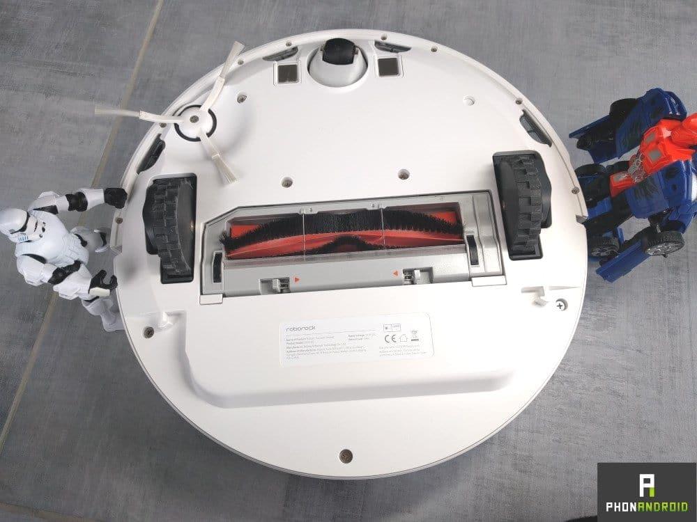 test xiaomi roborock S50