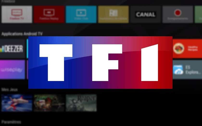 tf1 freebox mini 4k
