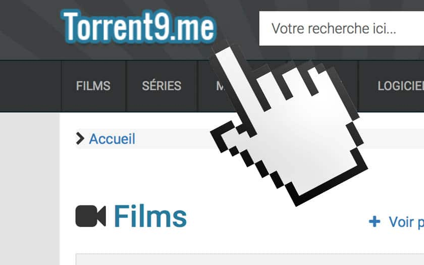 torrent 9 change adresse