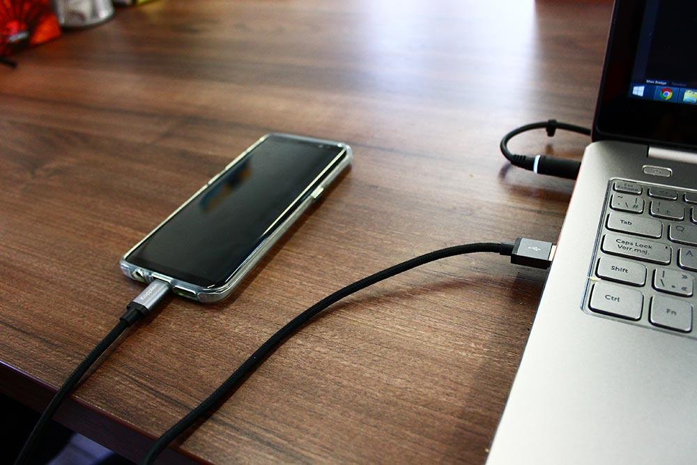 ufs 3.0 smartphone transfert données vitesse doubler