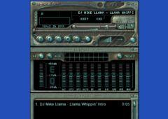 winamp lecteur multimedia navigateur internet