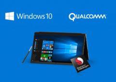 windows10arm microsoft qualcomm snapdragon