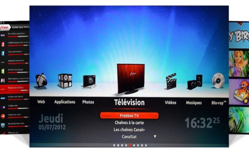 Freebox TV chaines disparaitre