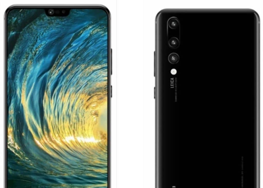 Huawei p20 teaser appareil photo