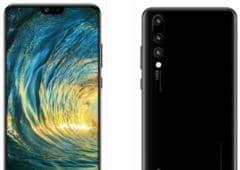 Huawei p20 teaser appareil photo