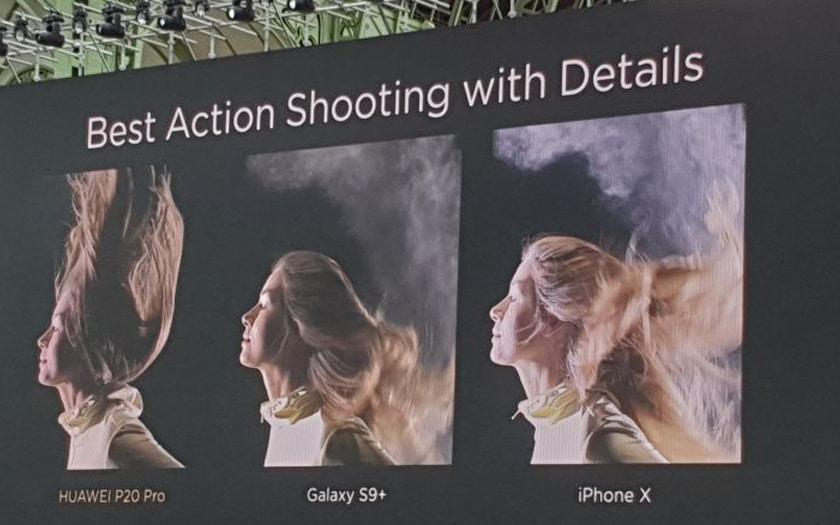 P20 pro iPhone x galaxy S9
