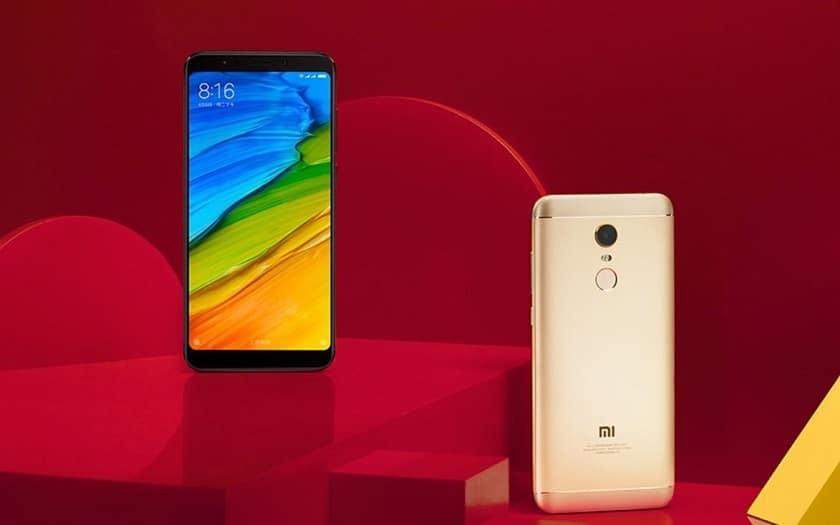 Xiaomi redmi 5 plus gearbest