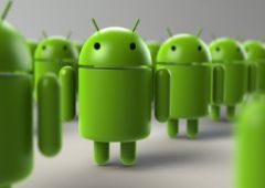 android p date deploiement preview version finale 2