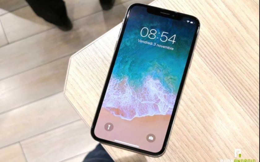 apple ecran microled usine