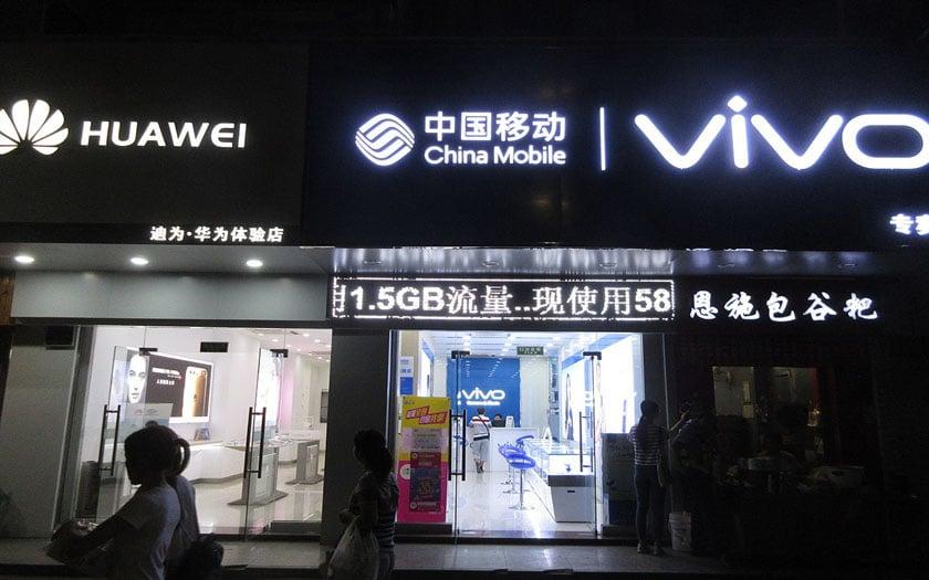 china mobile france