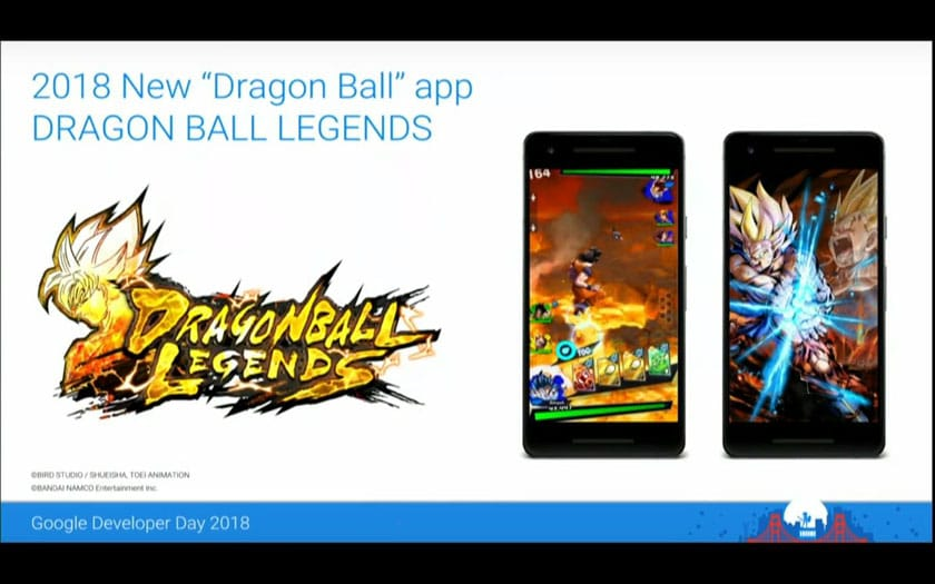 dragonball legends android