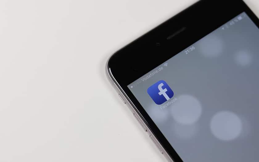 facebook numero telephone