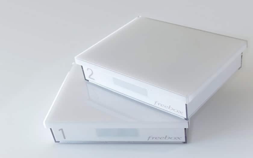 Nouvelle vente privée Freebox mars 2018