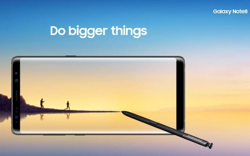 galaxy note 8 mise jour android oreo disponible