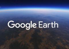 google earth croix rouge antarctique