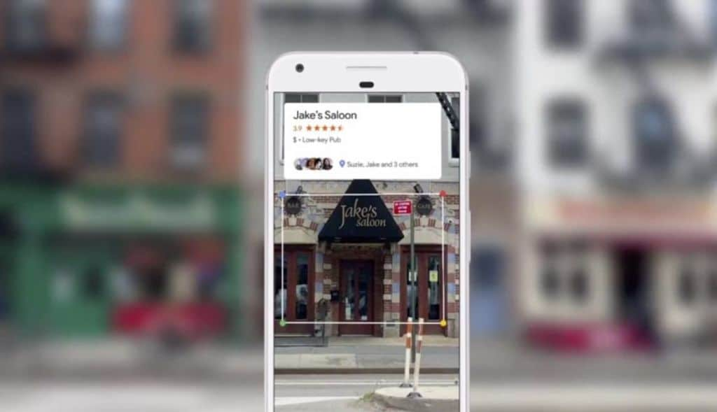 google lens android smartphone