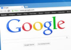 google panne