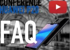 huawei conference FAQ