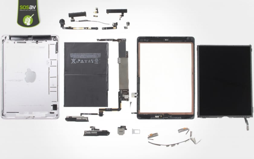 ipad teardown 2