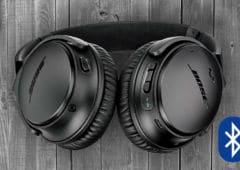 meilleurs casques audio sans fil bluetooth bose qc ii