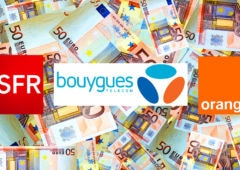 orange bouygues SFR