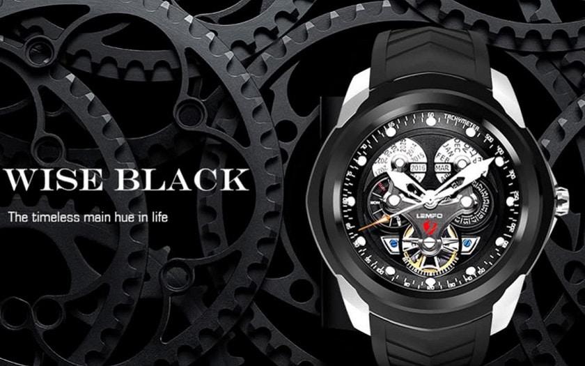 smartwatch lemfo lf17 à 49,79 € sur Tomtop