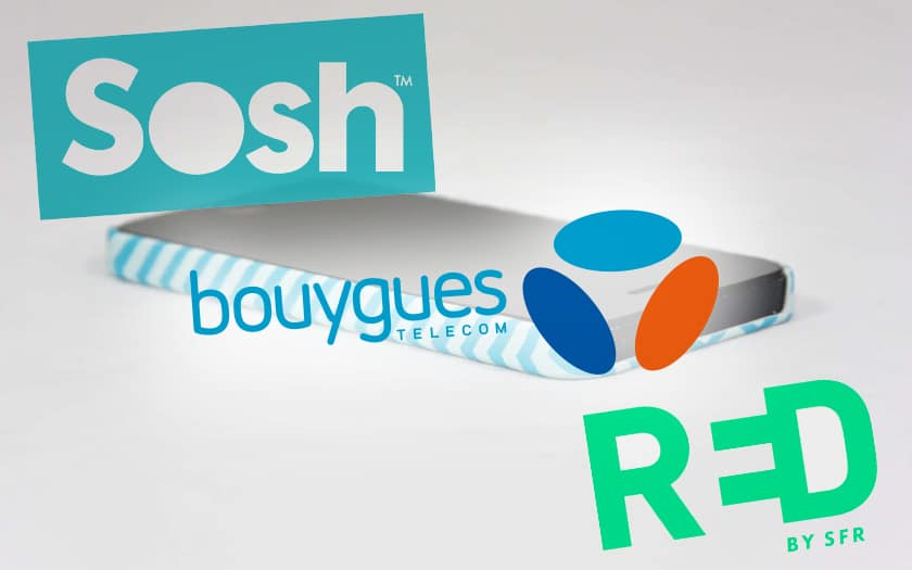 sosh bouygues red