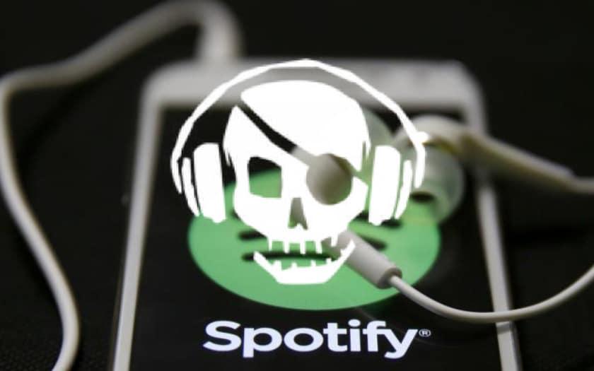 spotify pirate