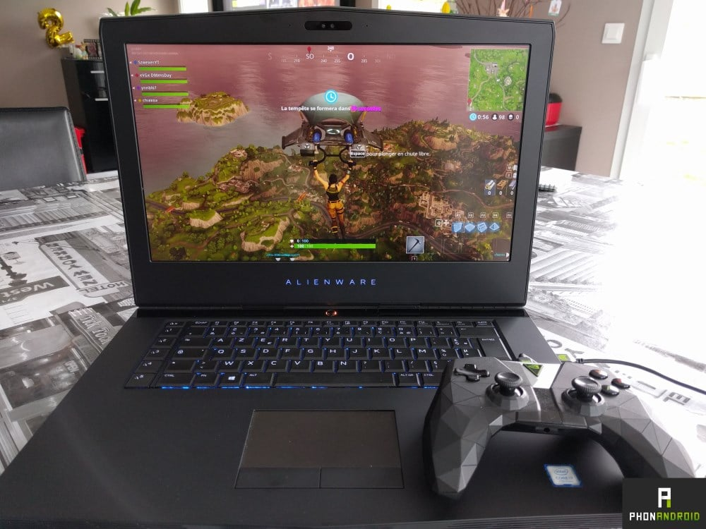 test alienware 15 R3