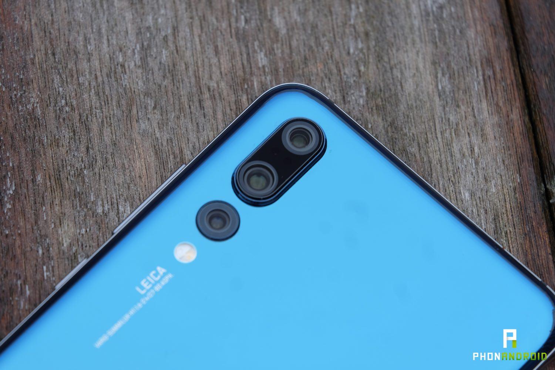test huawei p20 pro appareil photo
