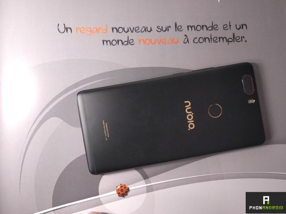 Test Nubia Z17 Lite : un smartphone séduisant et convaincant