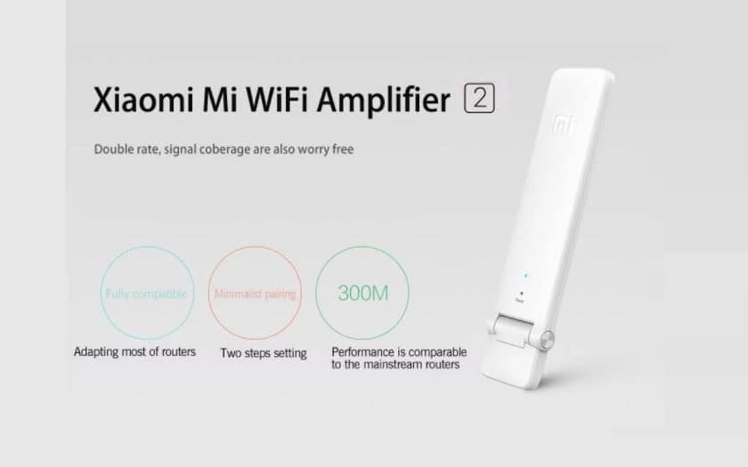 xiaomi amplifier wifi repeteur