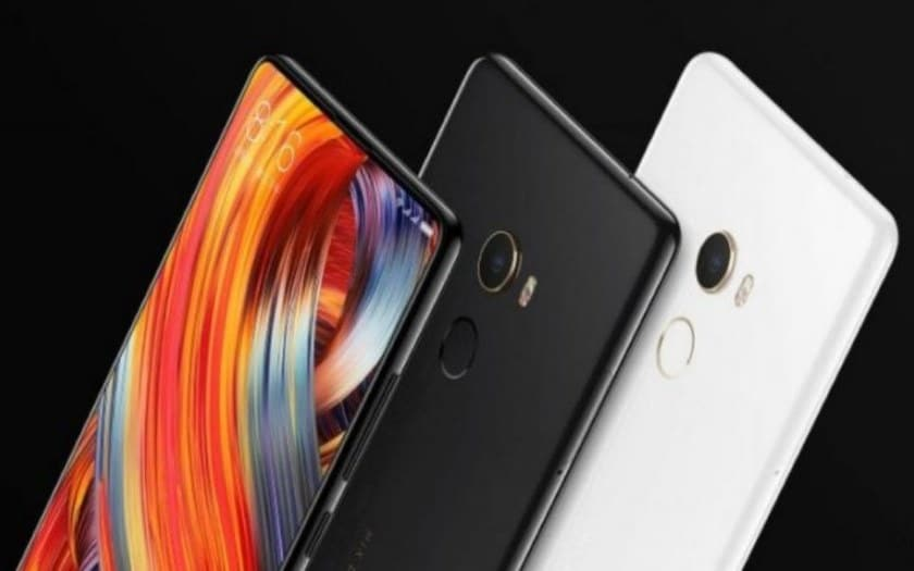 xiaomi mi mix 2S appareil photo firmware